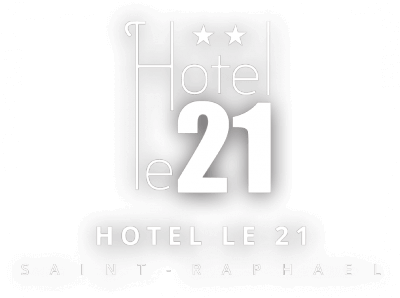 Hotel le 21 saint raphael